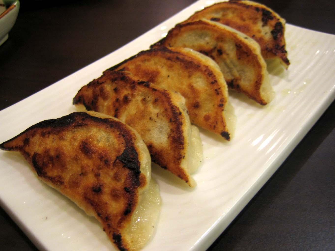 Cuisine Bou Gyoza