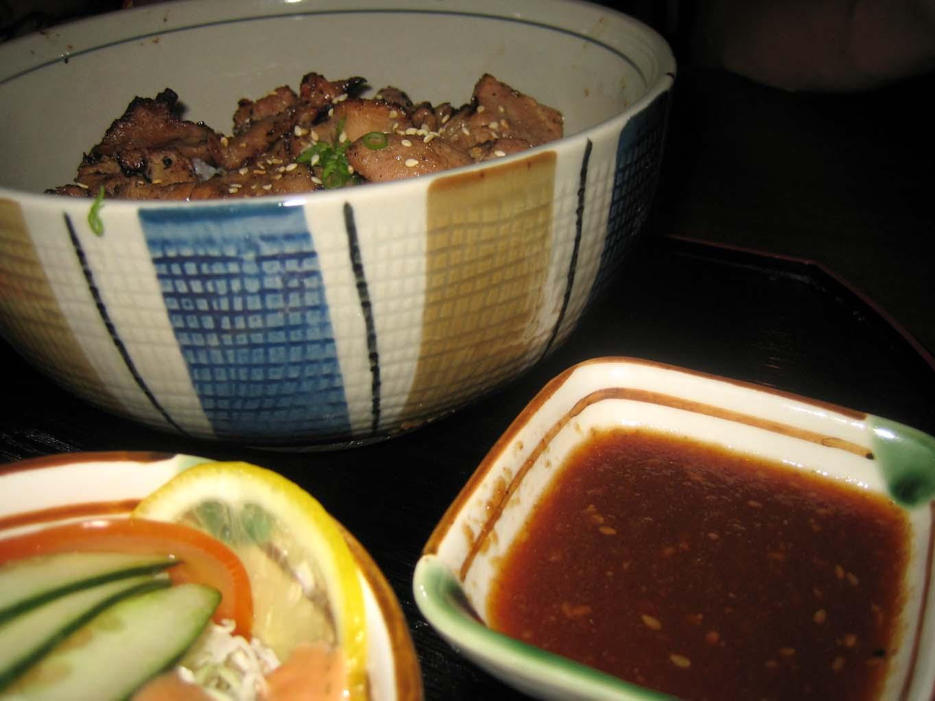 Cuisine Bou Yakiniku2