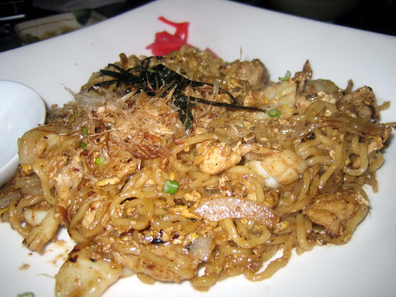 Cuisine Bou Yaki Soba