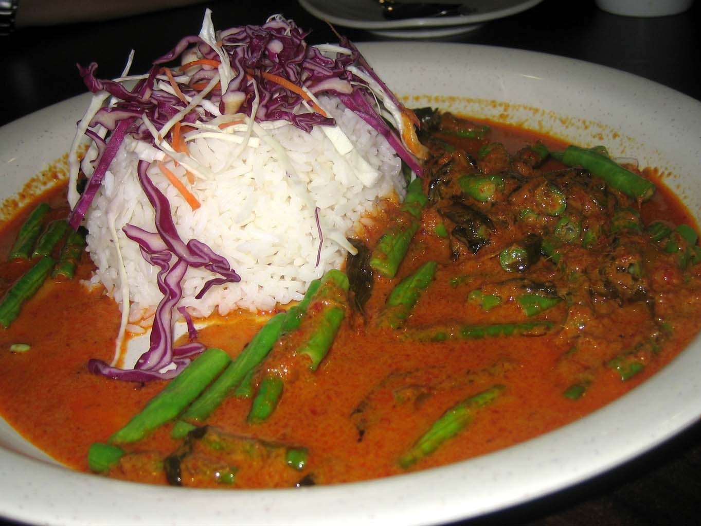 Lily's Siam Curry Rice
