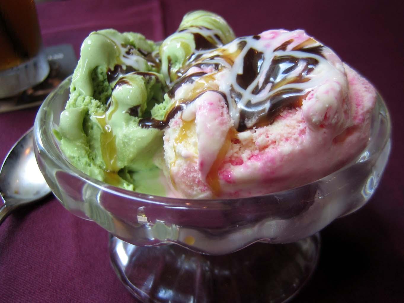 Mizi ice cream