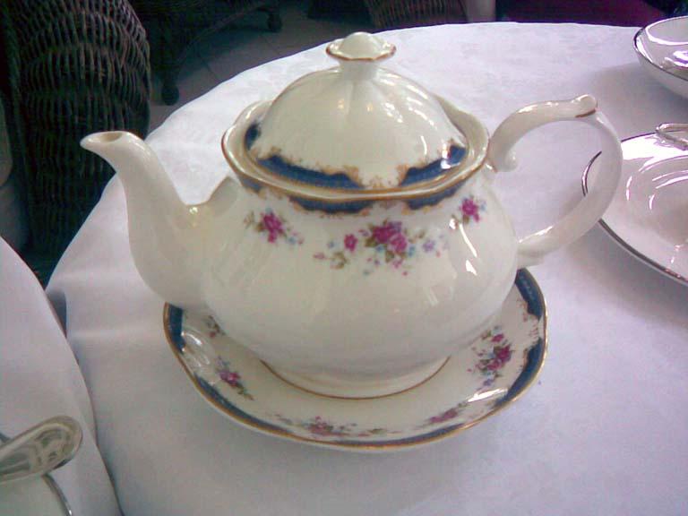 Carcosa Tea pot