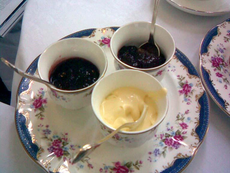 Carcosa jam & cream