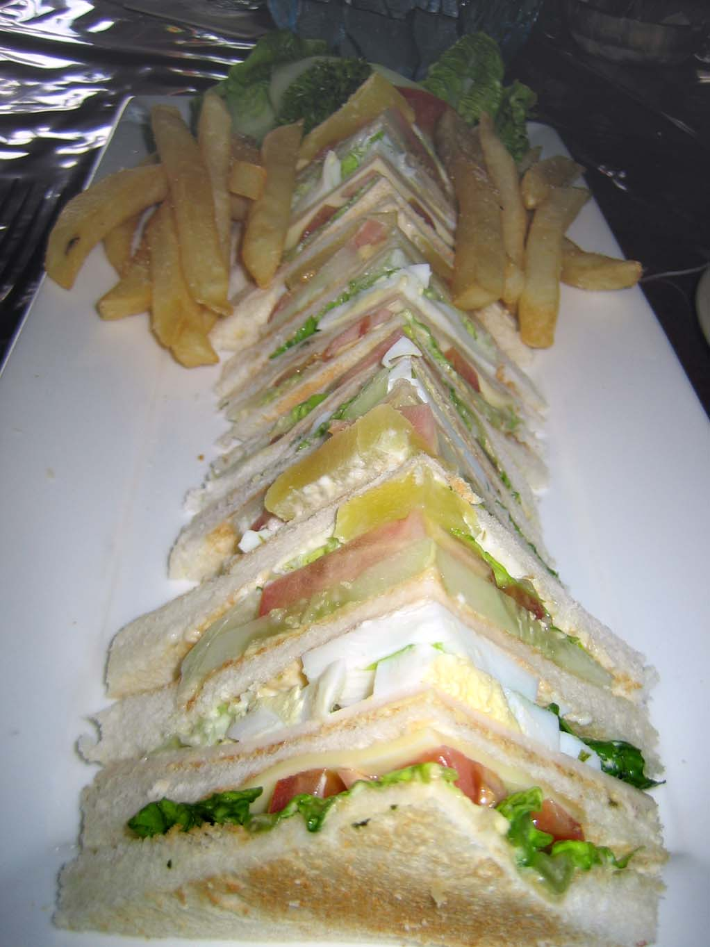 Mizi Club Sandwich