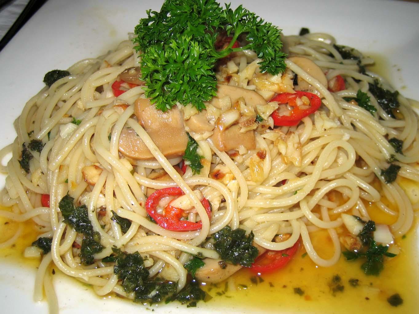 Mizi spaghetti