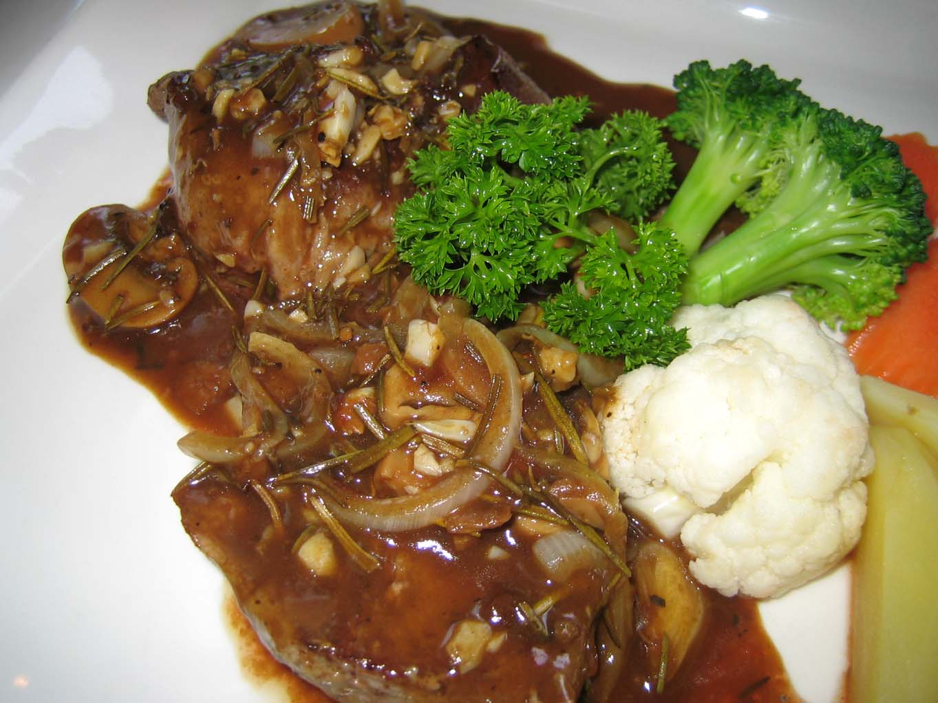 Mizi tenderloin steak