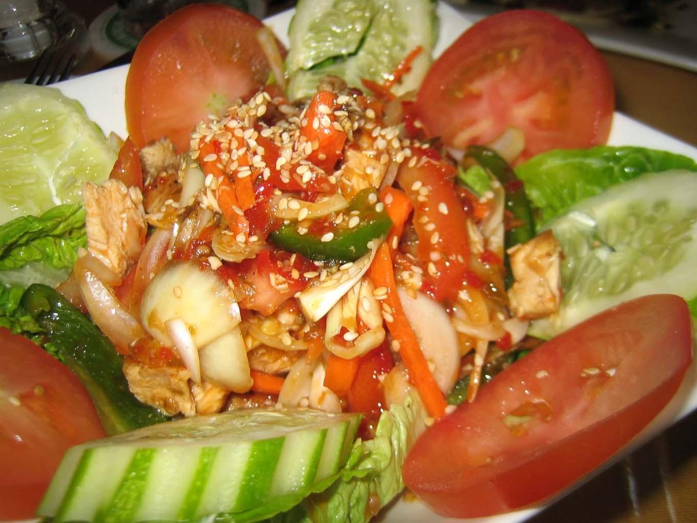 Mizi Signature Salad