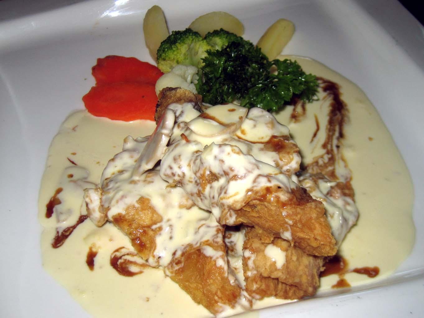 Mizi Chicken Chop