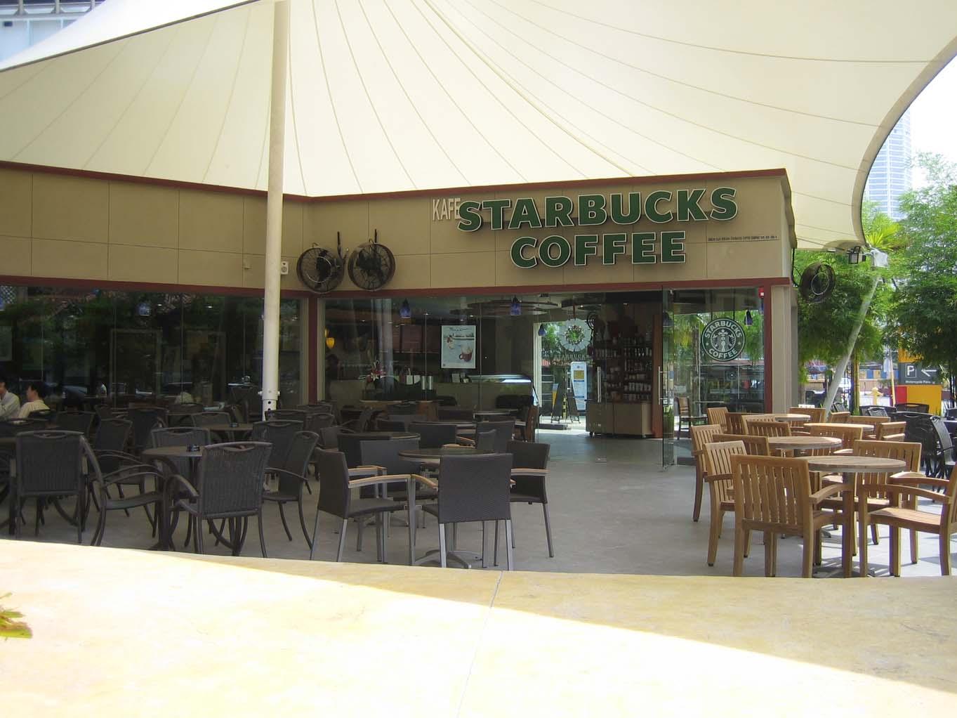 Starbucks NWP