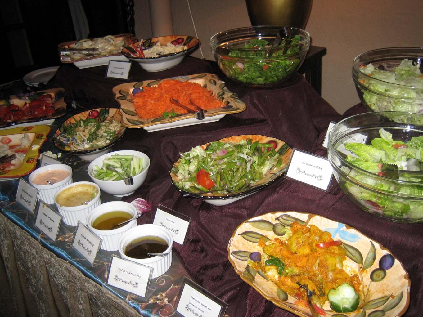 68 salad bar