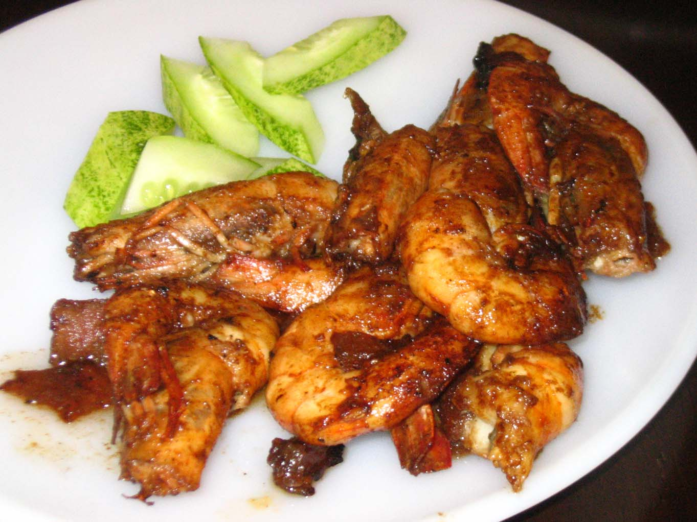 Nyonya Breeze Assam Prawns