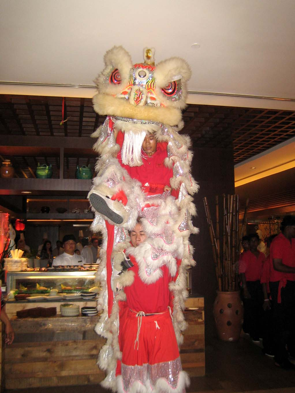 CNY Lion dance2