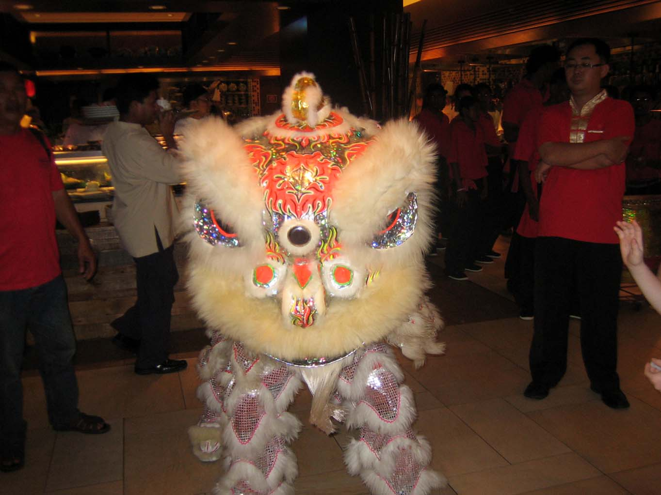 CNY lion dance3