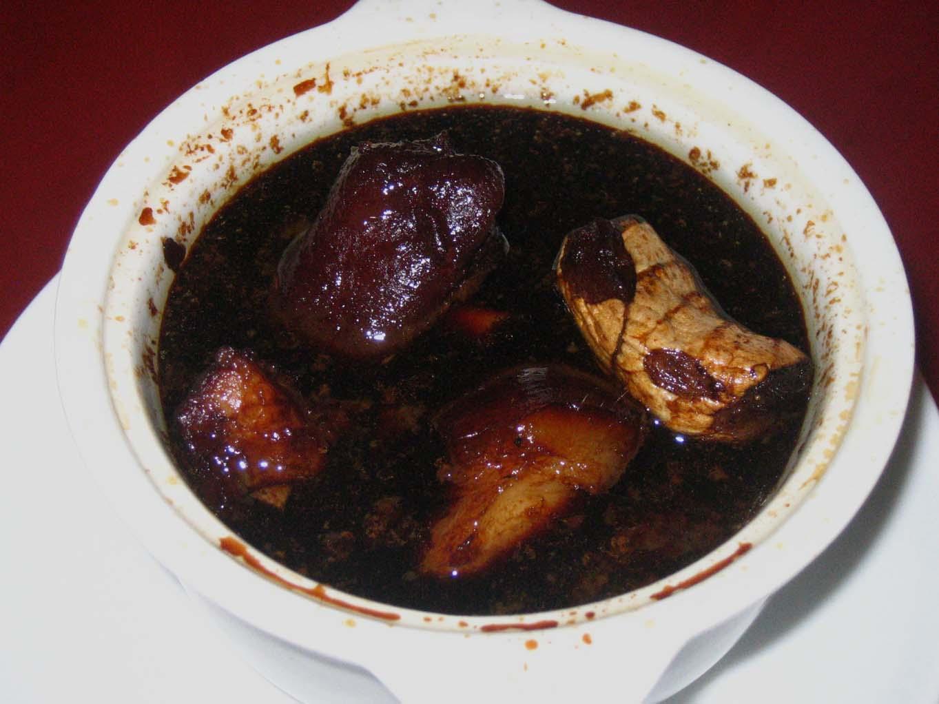 Hakka Connexion Pork Leg Vinegar
