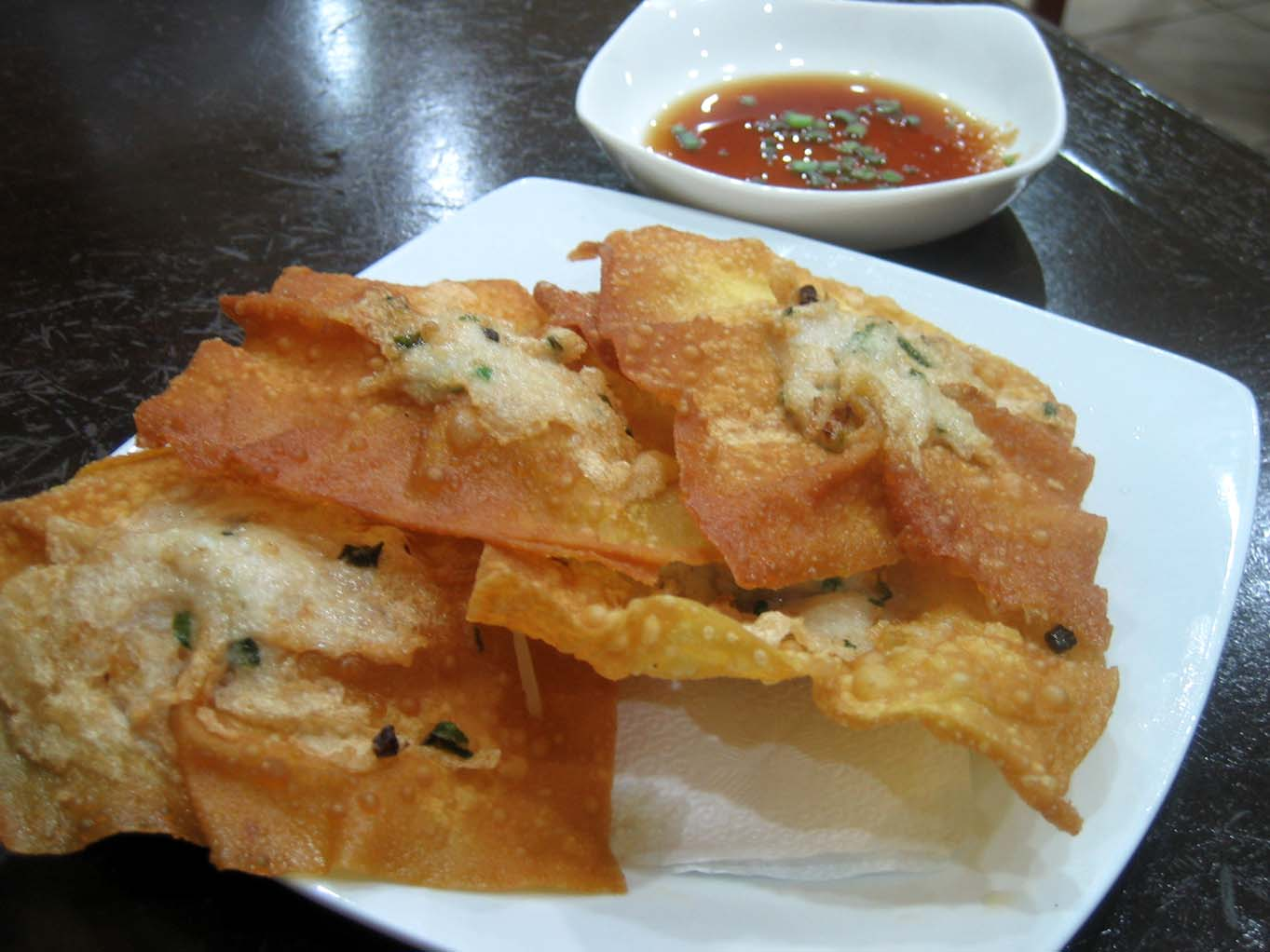 Sawara Fried Wantan
