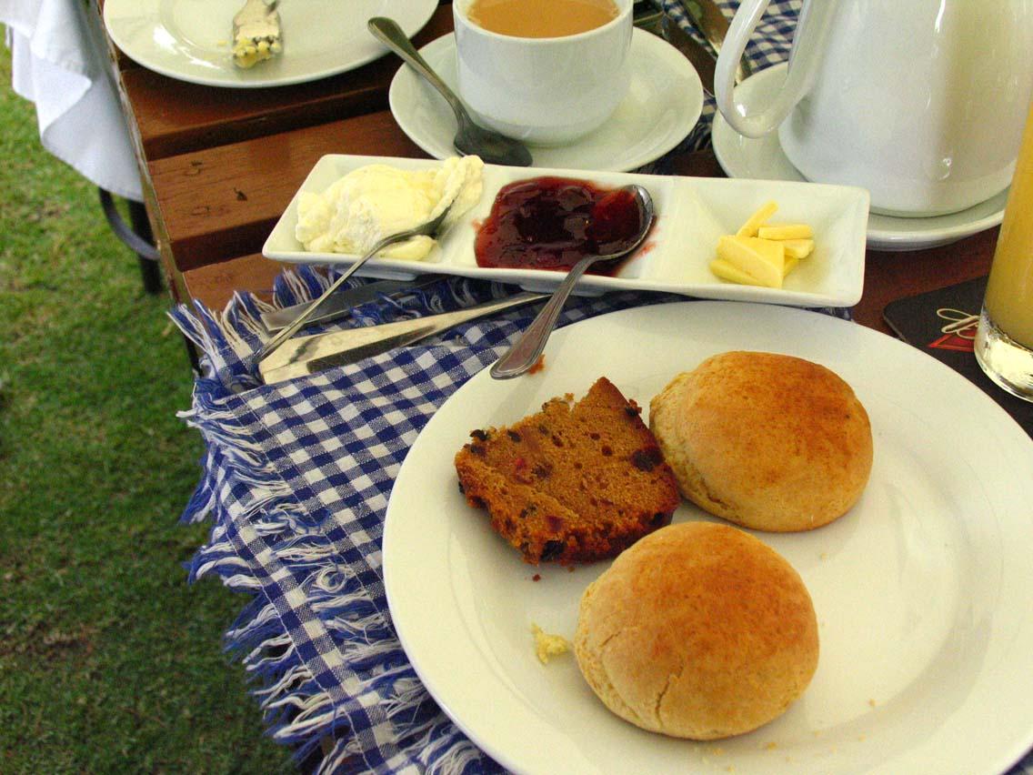 David Brown's Smokehouse Cream Tea