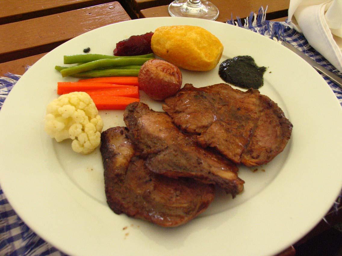 David Brown's Roast Lamb