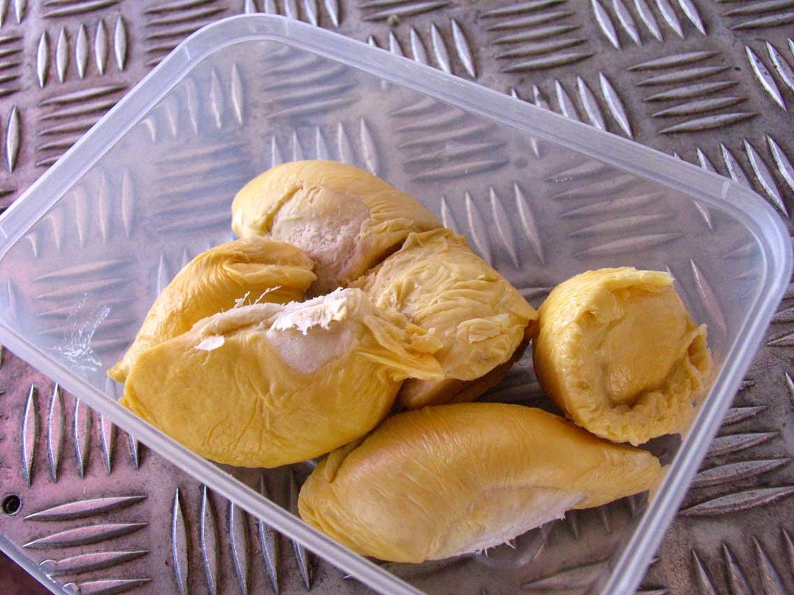 Ah Teik Durians