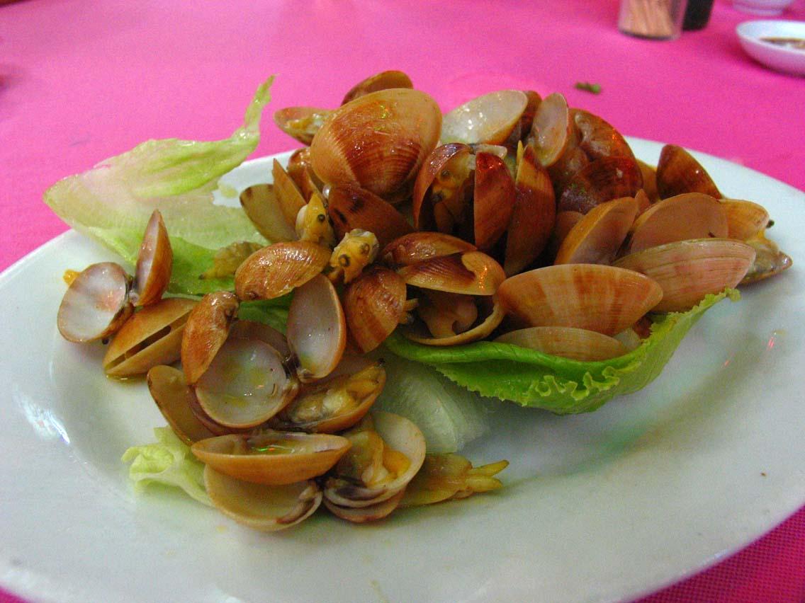 Hau Kee - clams