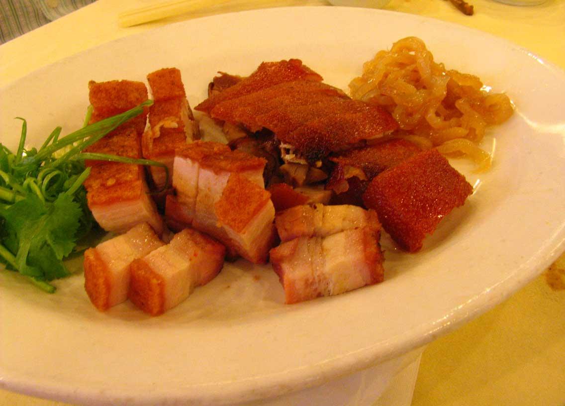 Overseas BBQ meats