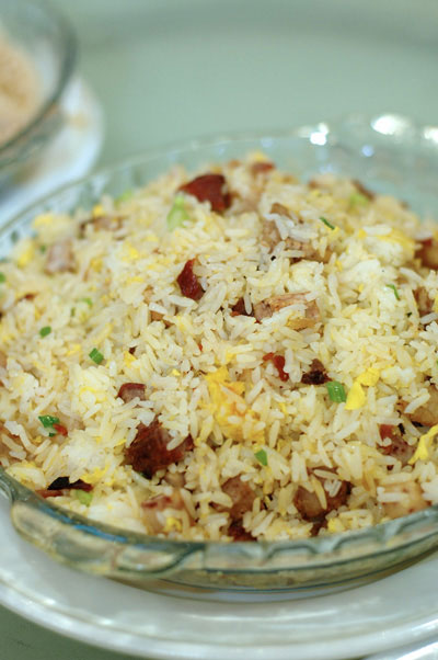 Tai Wing Wah fried rice