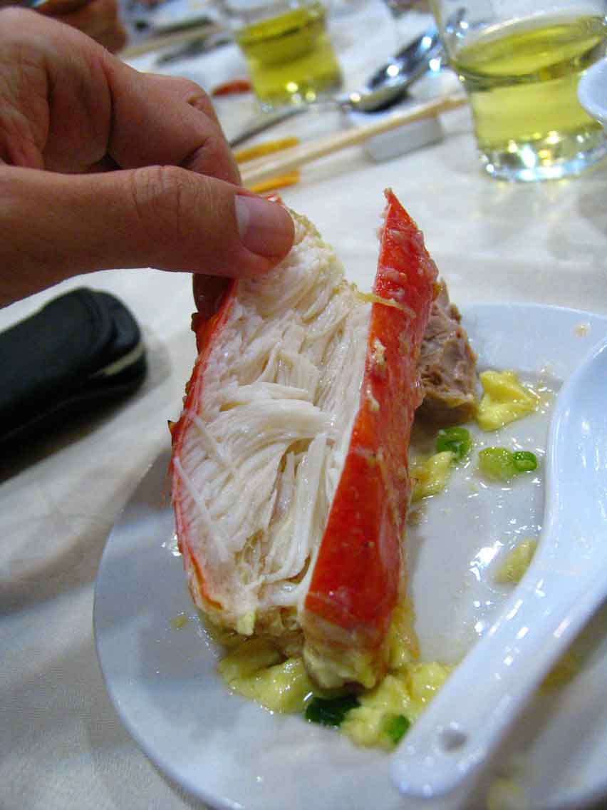 Tai Wing Wah snow crab