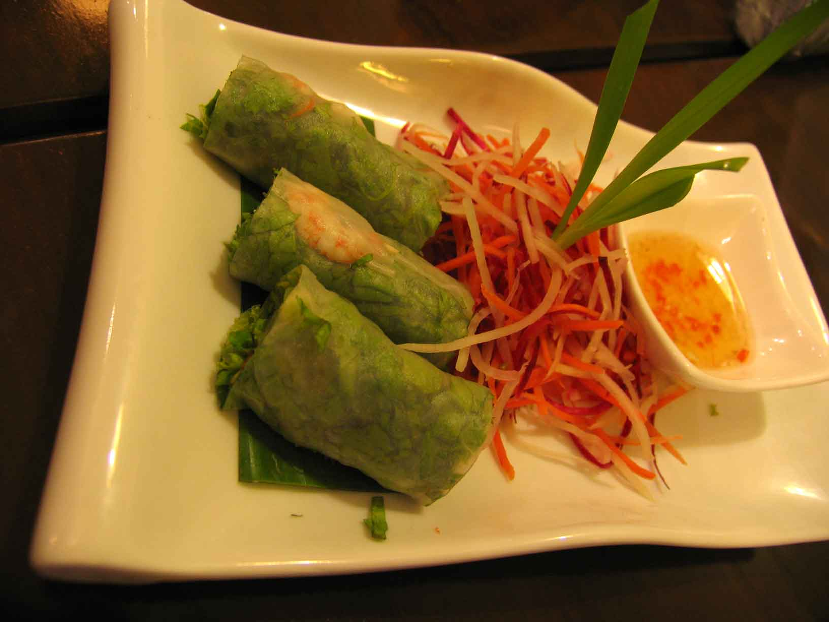 Miss Saigon Northern Style Spring Roll