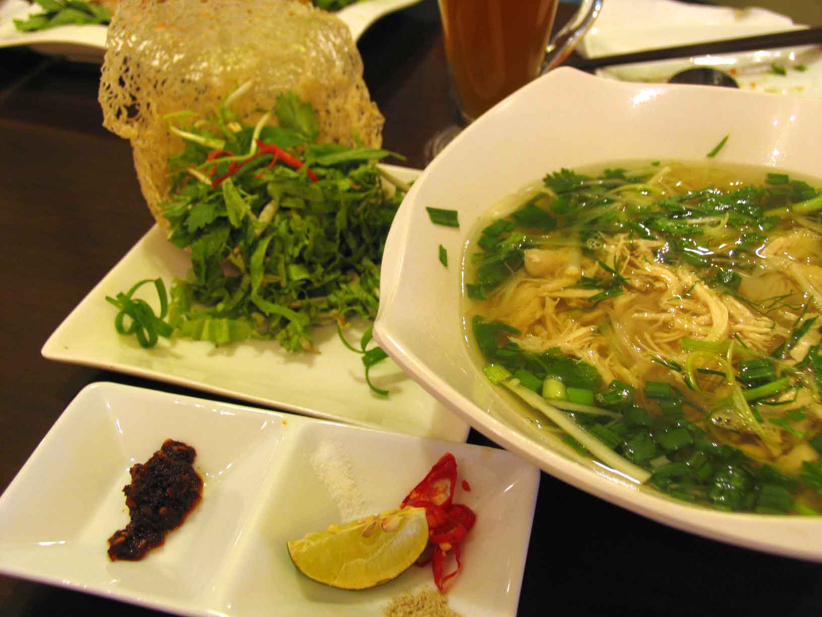 Miss Saigon Vietnamese Chicken Noodle Soup