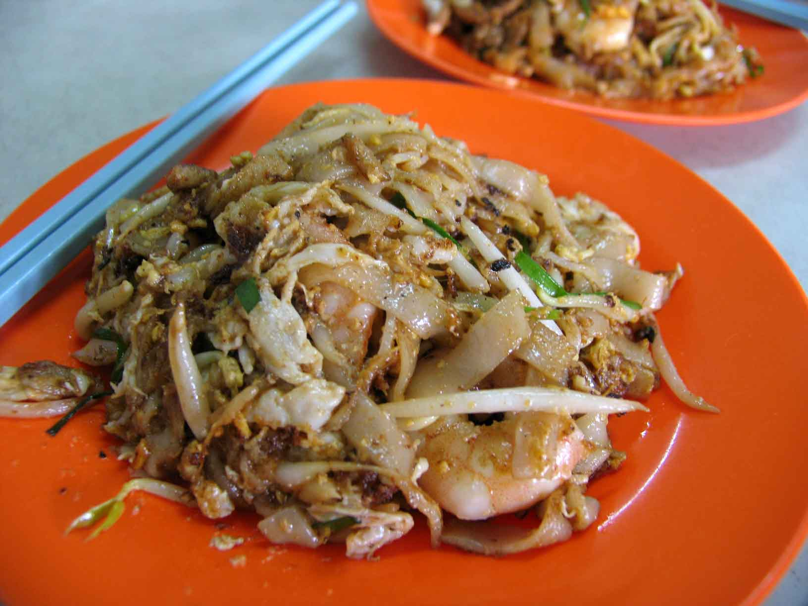 Pulau Tikus char koay teow