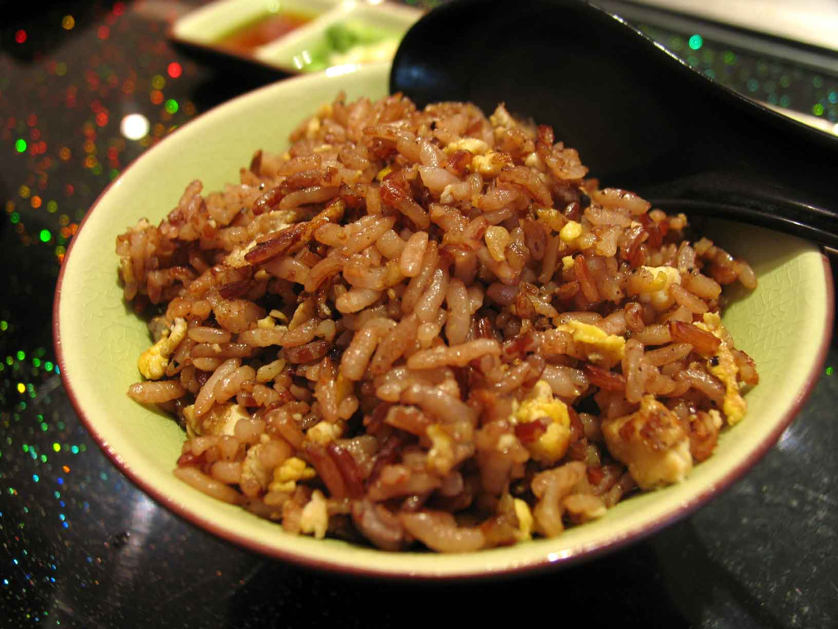 Sakae Teppanyaki Garlic Brown Rice