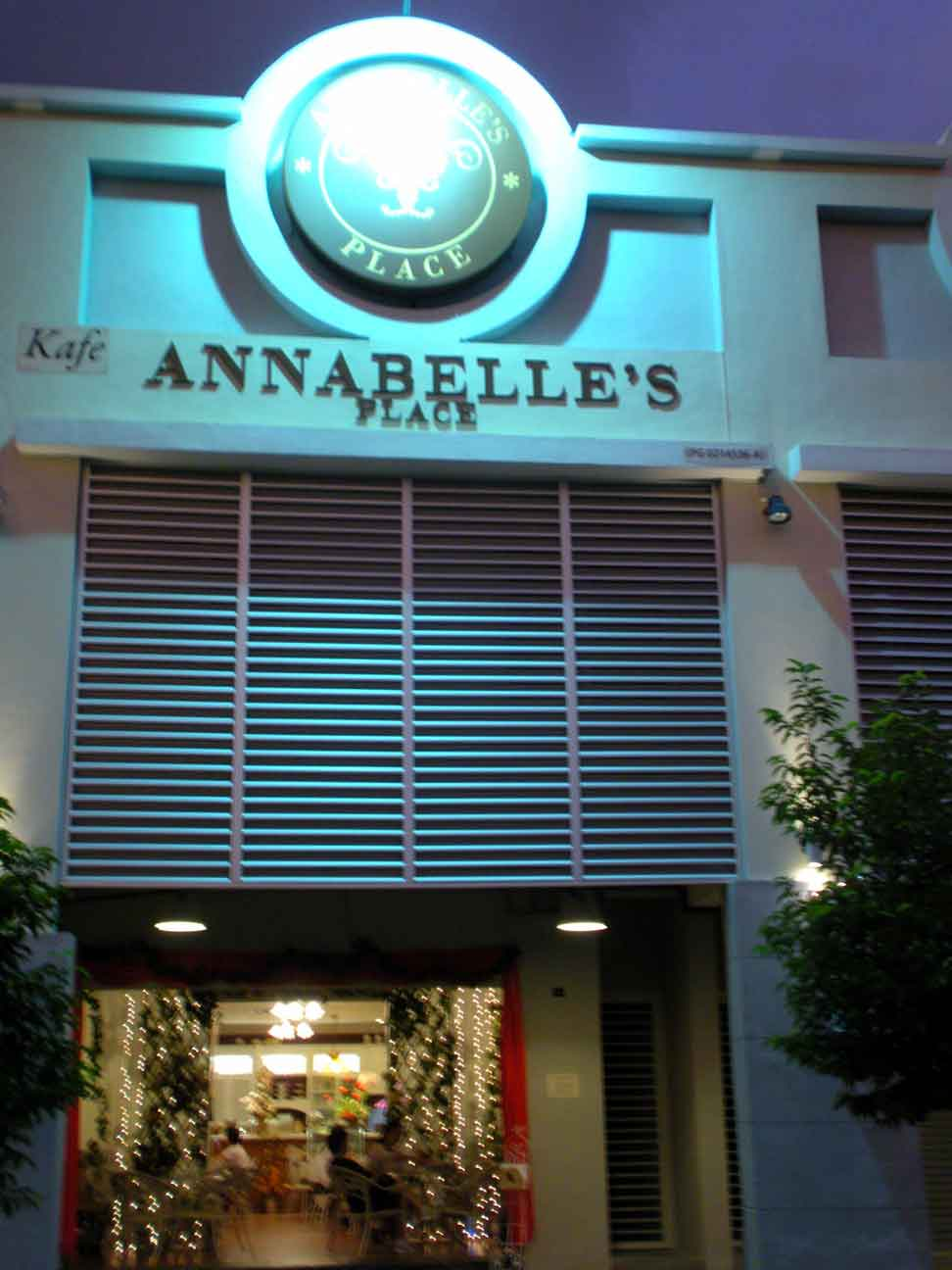 Annabelle's Place