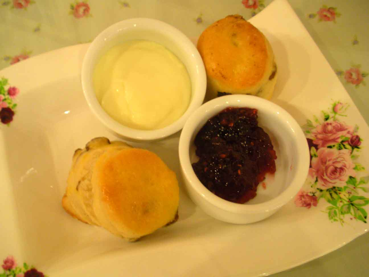Annabelle's Place - scones
