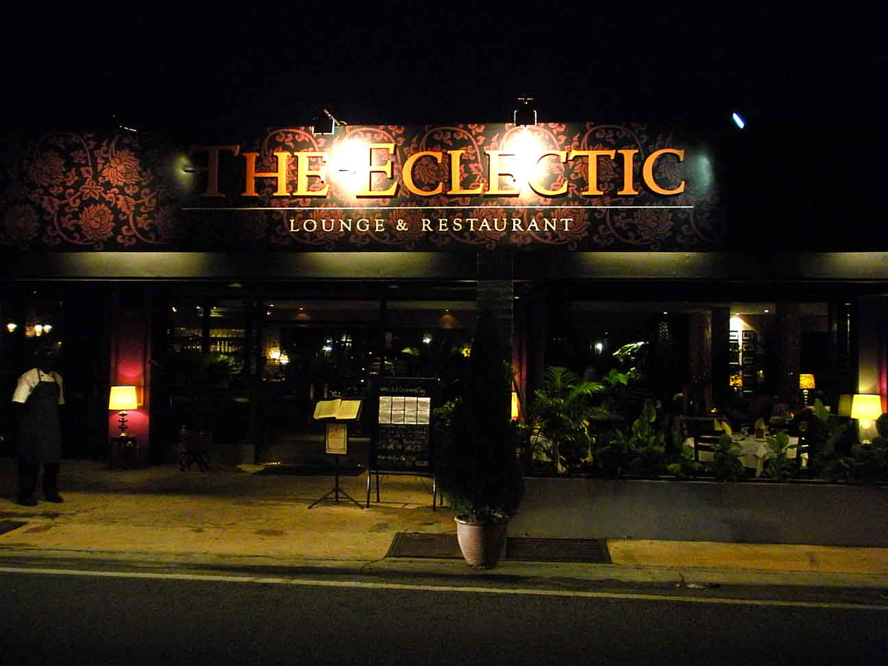 The Eclectic