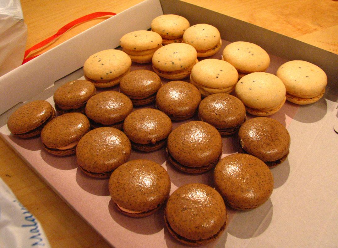 BBO's Macarons