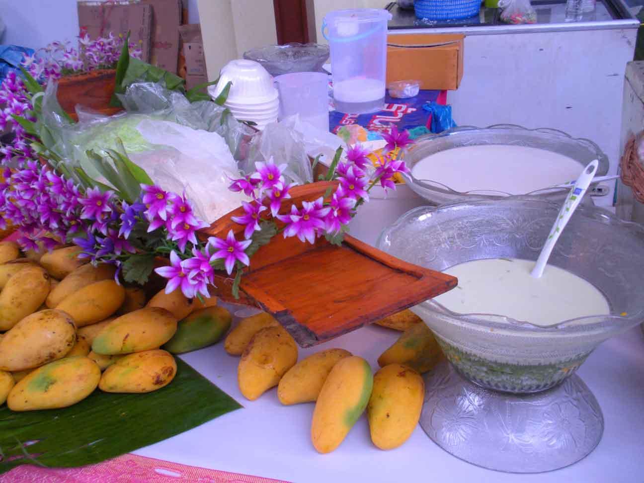 Thai Fair - Mango Pulut
