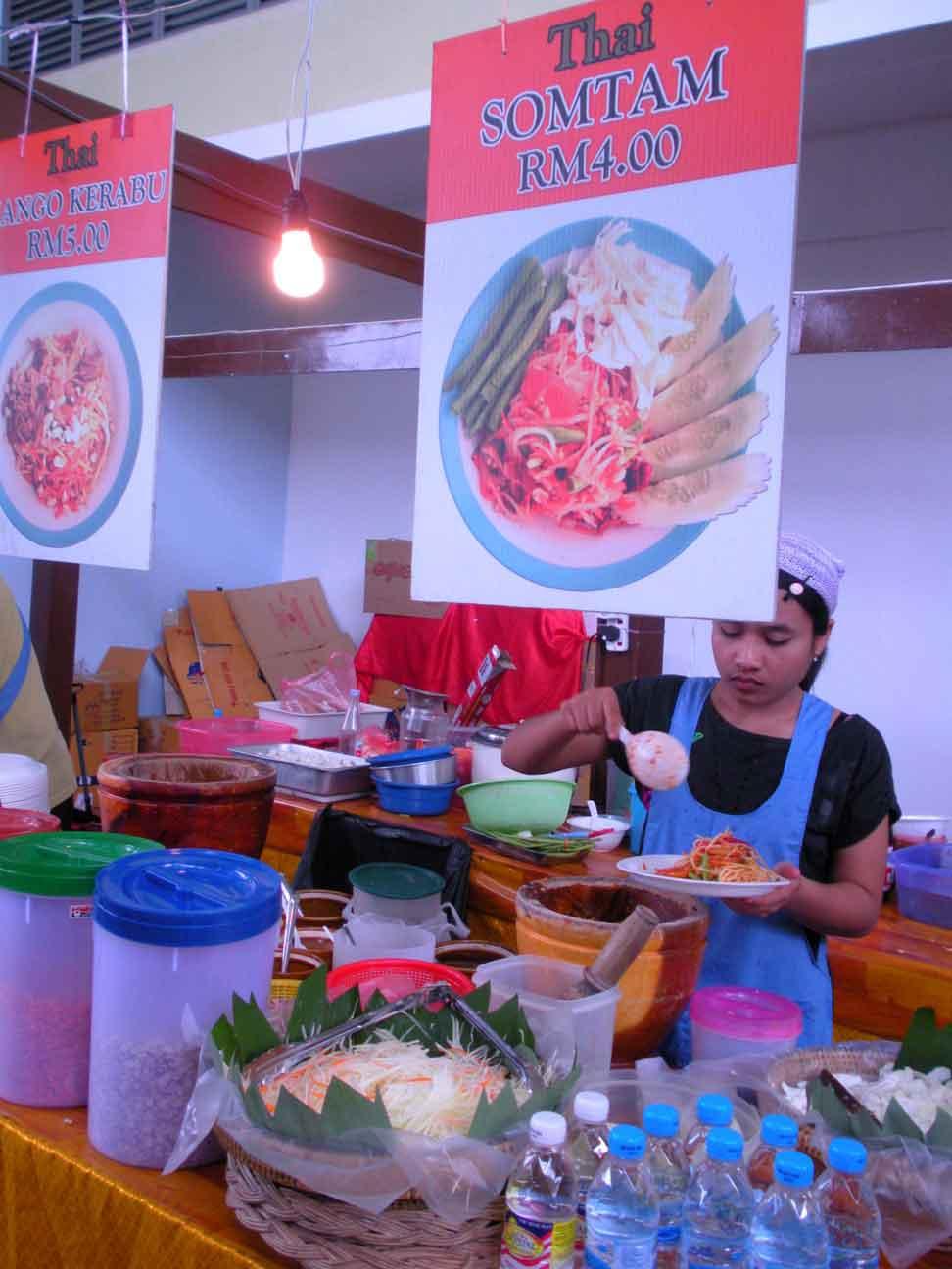 Thai Fair - Som Tam