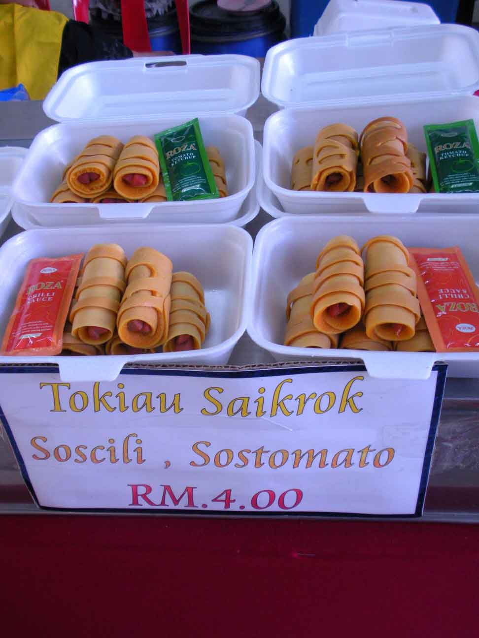 Thai Fair - snacks2