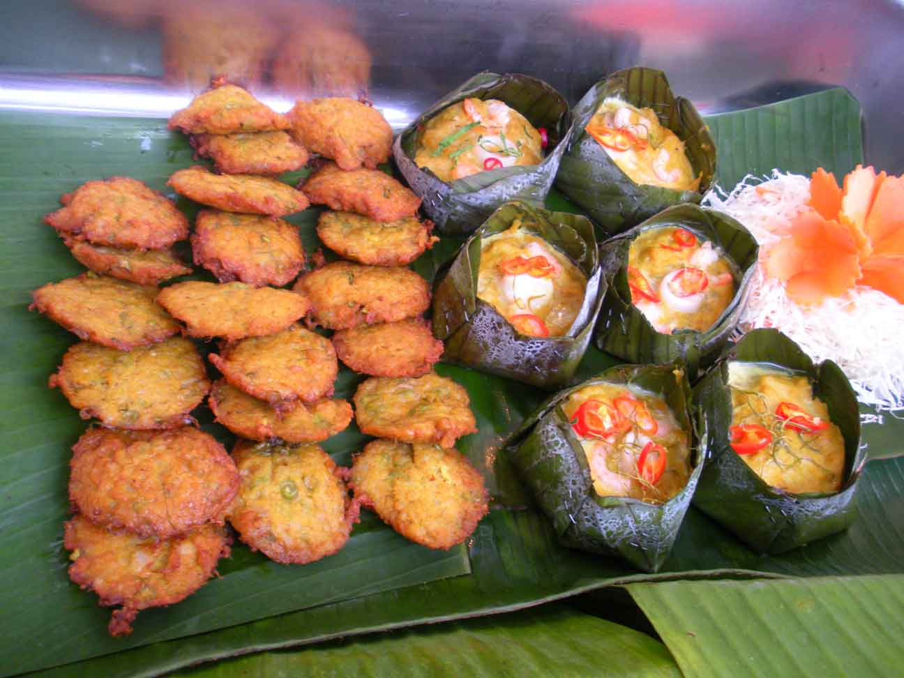 Thai Fair - Fish Cakes & Otak-otak