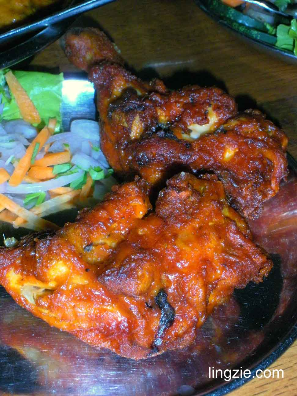 Karaikudi - fried chicken